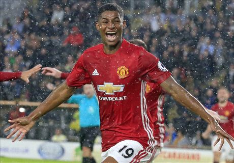 WATCH: Rashford's amazing career journey