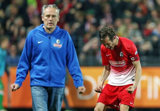 Freiburg 3-1 Werder Bremen: Christian Streich's men lift out of playoffs