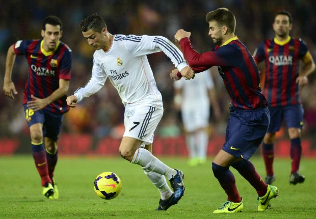 Las curiosidades del Real Madrid - Barcelona