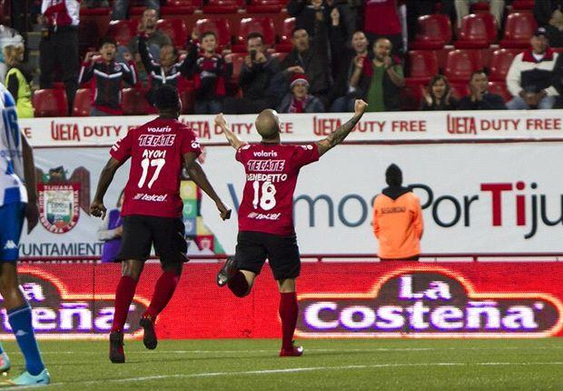 Liga Bancomer Mx: Tijuana 3-1 Puebla  Ladrido que sabe a Liguilla