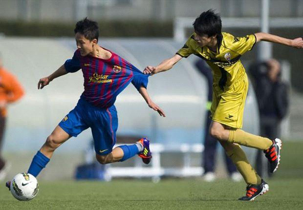 Lee Seung despunta en las categorías inferiores