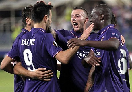 Ecco la vera Fiorentina: manita al Qarabag