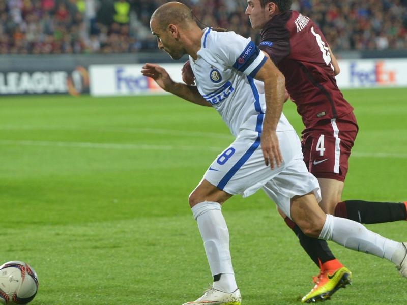 Prague-Milan 3-1, l'Inter tombe de haut sur le terrain du Sparta