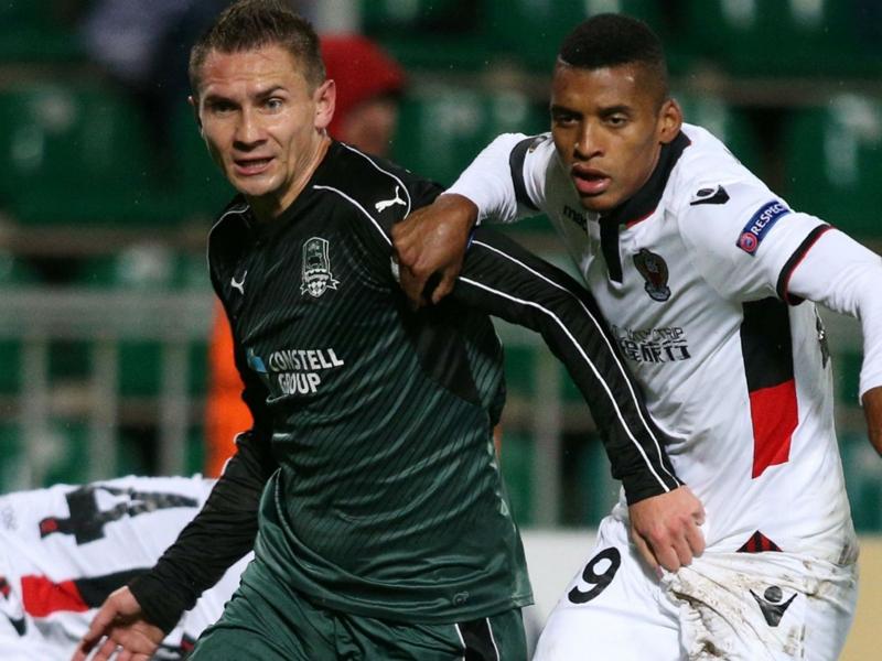 Krasnodar-Nice (5-2), les Aiglons déplumés