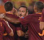Totti illumina, la Roma va: 4-0 all'Astra