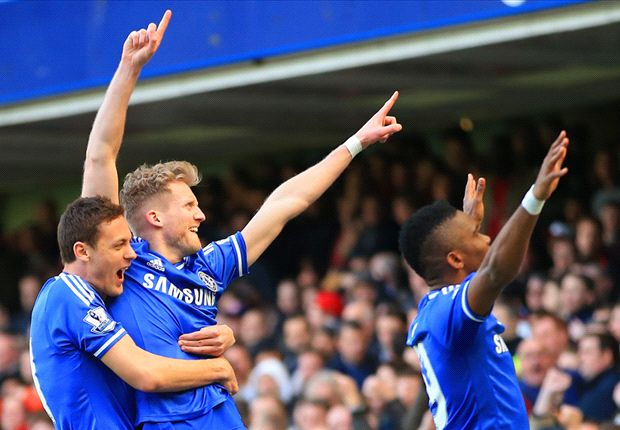 Chelsea 6-0 Arsenal: Mourinho's rampant Blues annihilate Gunners in Wenger's 1000th game