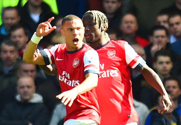Marriner apologises to Arsenal for Gibbs red card error