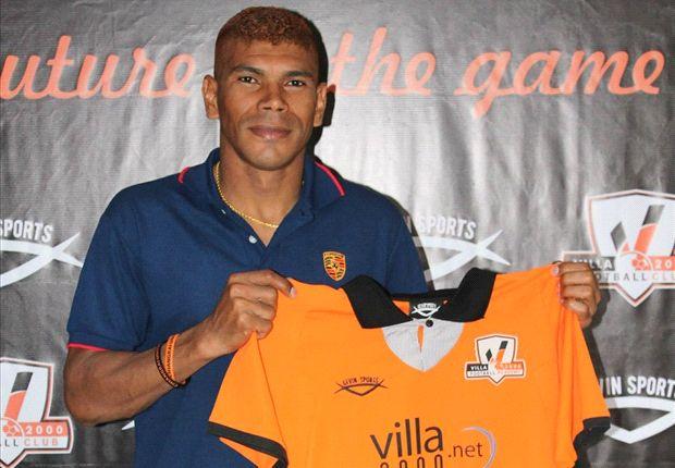 Antonio Claudio menjadi salah satu pemain asing andalan Villa 2000.