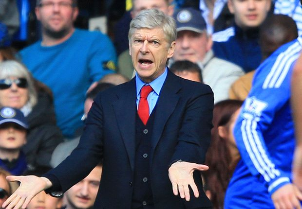 Wenger accepts full responsibility for 'good hiding' by Chelsea
