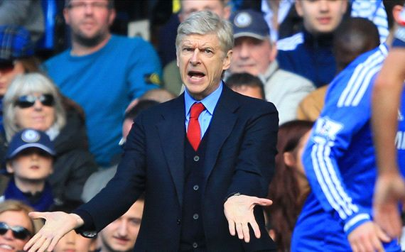 Arsene Wenger Chelsea Arsenal Premier League