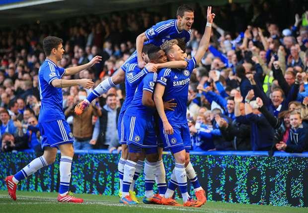 El Chelsea pasó por encima del Arsenal