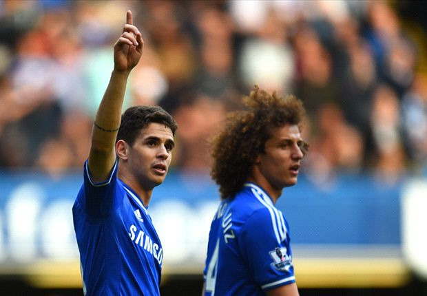 Blanc: PSG interested in Oscar & Luiz