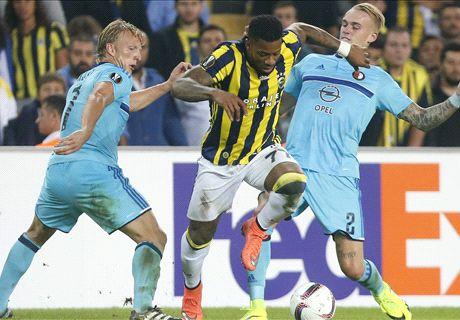 Feyenoord brengt te weinig tegen 'Fener'