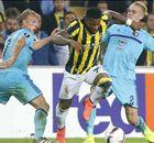 Feyenoord kan Lens niet stoppen