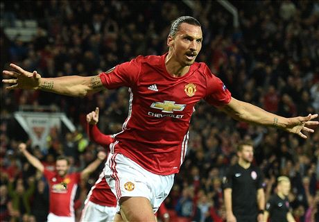 Ibrahimovic expects more from Man Utd