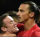 Zlatan secures narrow Man Utd win
