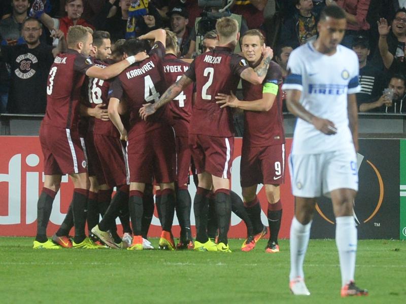La scelta singolare di Tv8: Inter-Sparta Praga in chiaro