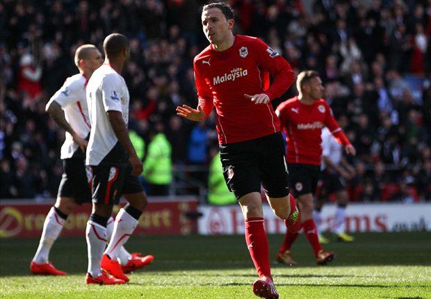 Cardiff deny Mutch close to Sunderland move