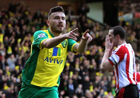 Hull City sign Snodgrass from Norwich
