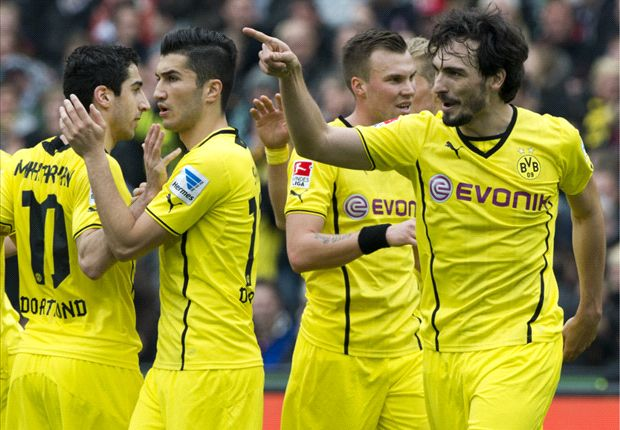 Bundesliga Team of the Week: Hummels leads Dortmund to victory