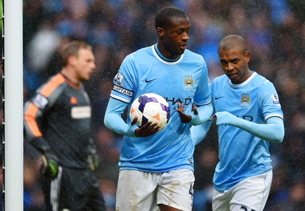 Yaya Toure to clarify Manchester City future after World Cup amid exit rumours