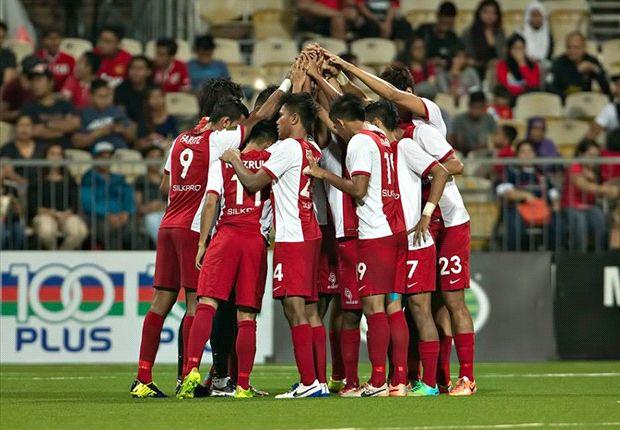 LionsXII take on goal-shy Perak