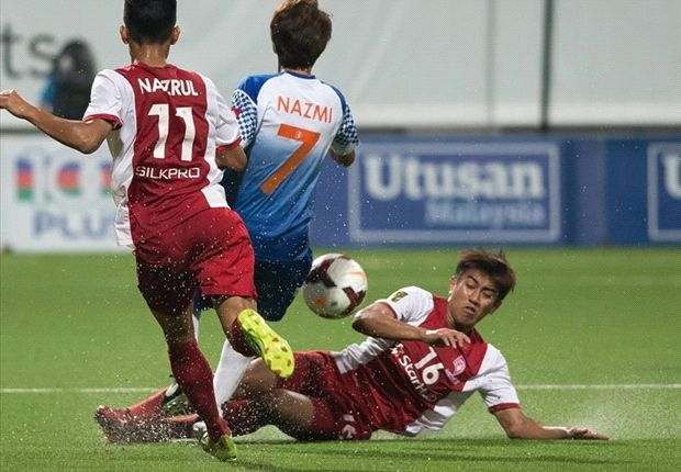 LionsXII fall to bottom side PKNS