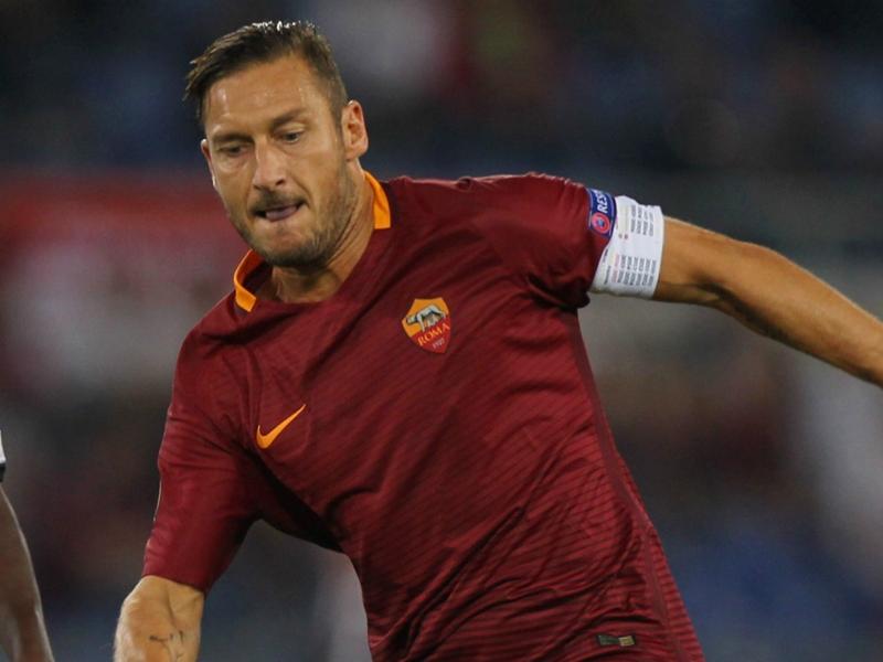 Roma, Totti ammette: Quando c'era Carlos Bianchi ad un passo dalla Sampdoria