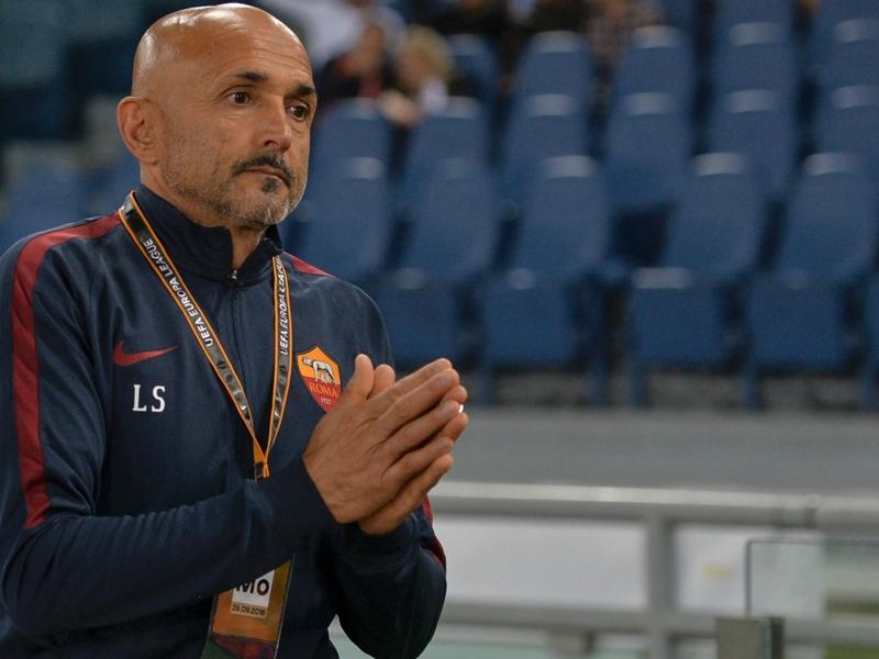 """AS Roma, Spalletti : """"En termes de style de jeu, Naples est la meilleure équipe du championnat"""""""