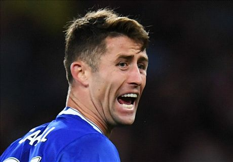 Is Gary Cahill finished at Chelsea?