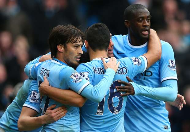 Manchester City 5-0 Fulham: Toure hat-trick heaps pressure on struggling Cottagers
