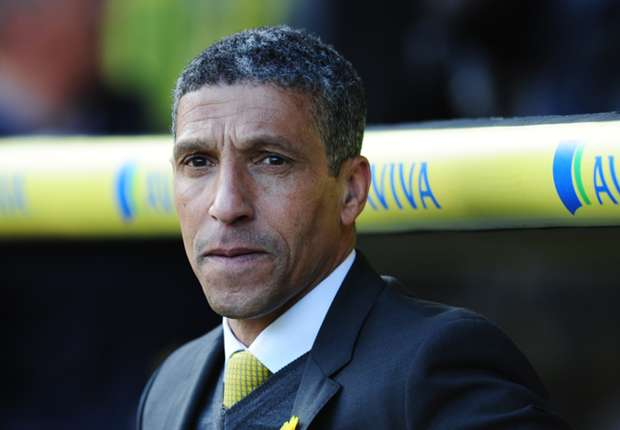 Hughton thrilled with 'excellent' Norwich response