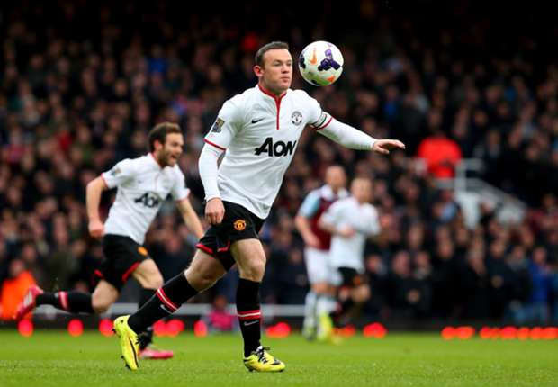 Moyes hails Rooney after West Ham wonder strike