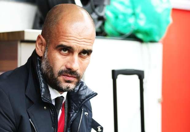 Guardiola ignoring Man United clash