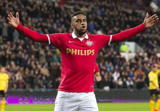 PSV klopt Roda JC en staat tweede