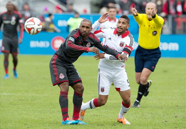 Toronto FC 1-0 D.C. United: Defoe scores again for TFC