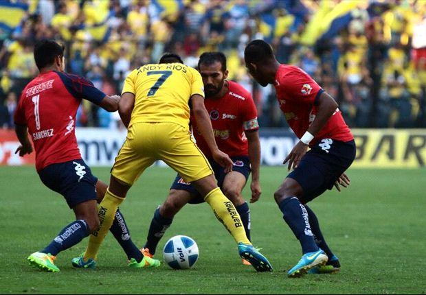 Liga Bancomer Mx: América 0-0 Veracruz I Aburrido empate