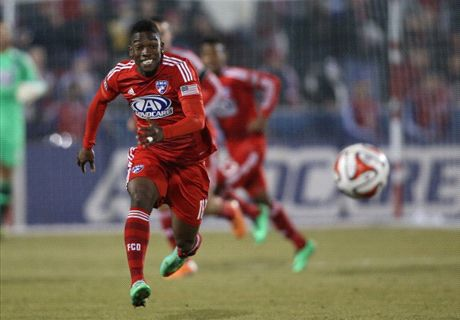 MLS TOTW: FC Dallas leads the way