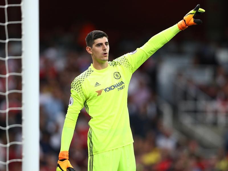 """Chelsea, Courtois : """"Retourner en Espagne après ma carrière"""""""
