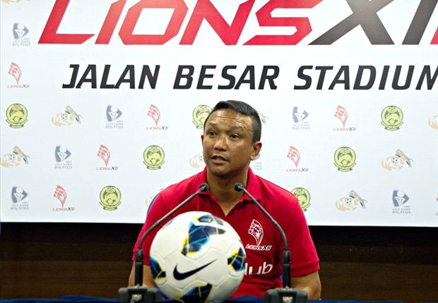 Fandi relieved with LionsXII victory over PKNS