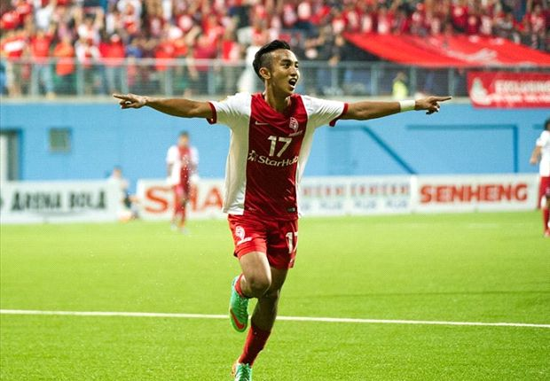 Faris strikes to hand LionsXII winning end to MSL campaign