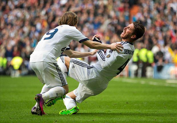 Modric dan Ramos tak dibawa Zidane