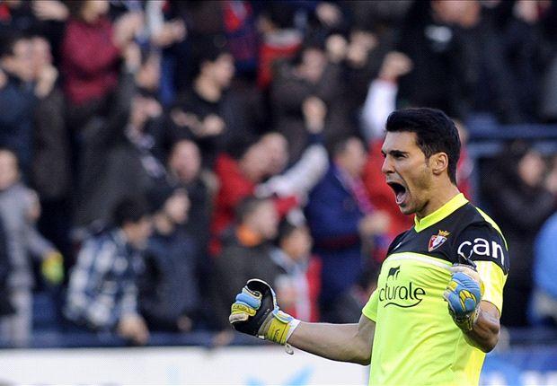 Almería 1-2 Osasuna: Estocada al Índalo