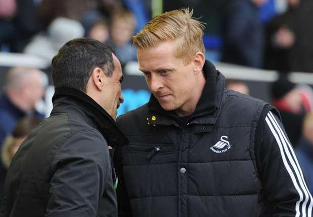 Everton boss Martinez backs Swansea to survive
