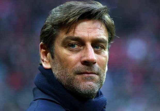 Oliver Kreuzer lobt die schnelle Eingewöhnung von Mirko Slomka beim Hamburger SV