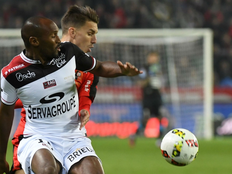 Rennes-Guingamp 1-0, Rennes in extremis