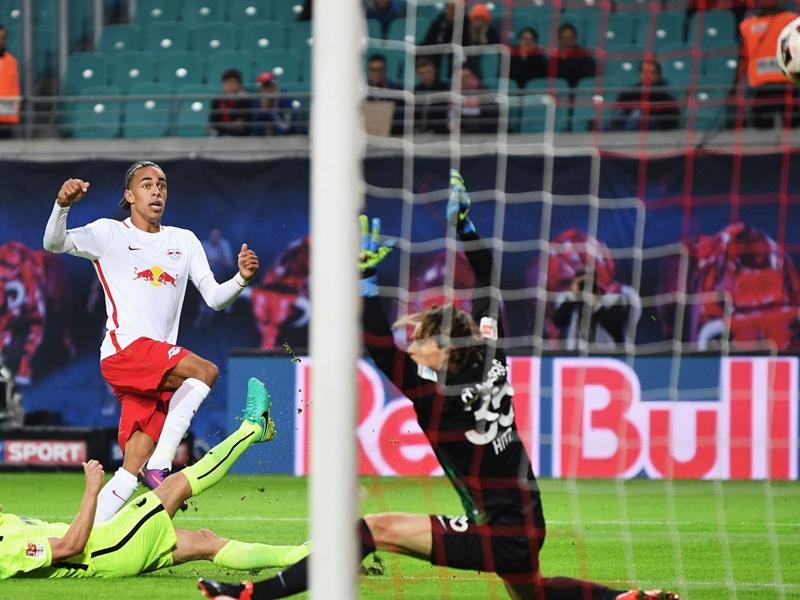 Bundesliga, 6ª giornata - Il Lipsia continua a volare