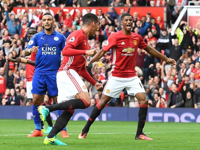 """Manchester United, Van Persie : """"Rashford a quelque chose de spécial en lui"""""""