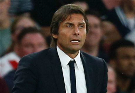 Conte: Chelsea better than my Juventus