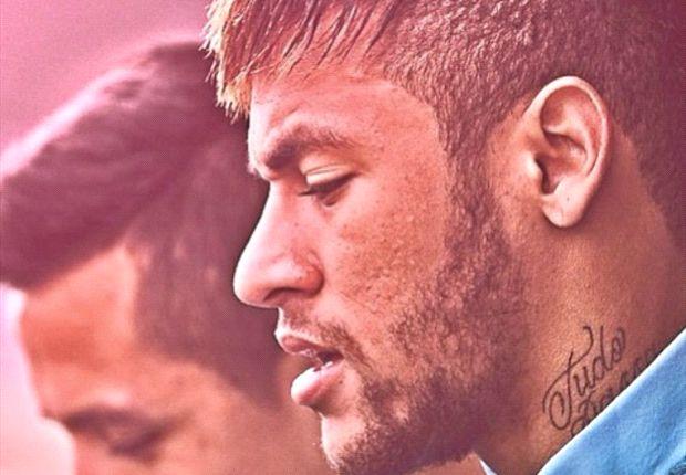Neymar Jr ha regresado al look mohicano